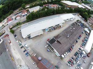 Neues Firmengebäude in Oppenweiler