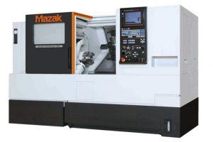 Drehmaschine mit Bearbeitungsdurchmesser 360 mm ; Bearbeitungslänge 1.000 mm Stangendurchlaß 80 mm ; angetriebenen Werkzeugen