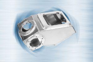 Aluminium-Gehäuse schweißen Blechdicke 3 und 15 mm